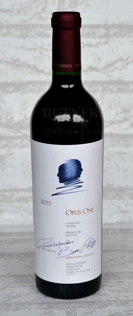 Opus One Napa Valley Usa Red 75 Cl 2015 14 5 Vanniyom Wine